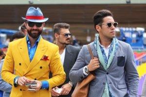 Männer mit Sonnenbrille